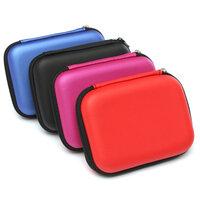 Blauw Draagtas Cover Pouch Tas voor 2.5inch USB Externe Harde Schijf Drive Laptop
