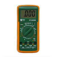 BEST DT9205M LCD AC DC Volt AMP OHM Electrisch Digitaal Multimeter