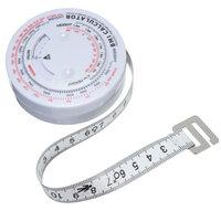 BMI Body Mass Index Intrekbare Tape Meet & Calculator voor Diet Gewichtsverlies