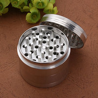 54 Tanden 4-Stuk Aluminium Herb Tabak Pollen Slijper