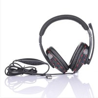 Bedrade Stereo Gamer Koptelefoon Mic Sound voor Sony Playstation PS3