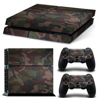 Skin Stickers voor Playstation 4 PS4 Console en 2 Controllers