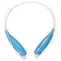 Blauw Bluetooth Koptelefoon Voor Samsung iPhone En Overige
