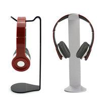Zwart Universeel Acrylic Koptelefoon Stand Headset Houder Display Hanger Voor Sony AKG En Overige