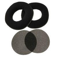 Velour Velvet Vervanging Ear Pads Kussen Voor AKG K240 Studio K240MKII K270 K271 K271S K272