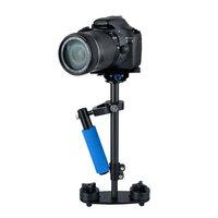SF-04 Carbon Fiber Draagbaar Stabilisator Steadicam Met Tas Voor Camera