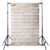 1.5x1m Steen Houten Vloer Thema Fotografie Studio Prop Achtergrond
