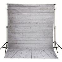 1.5x2.1m Houten Vloer Studio Achtergronddoek Voor Studio