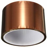30m*60mm Zelfklevend Tape Hoog Temperatuur Hitte Bestendig voor BGA PCB SMT Soldering Afscherming