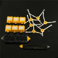 14st Stofzuiger Accessoires Kit Filters en Borstels voor iRobot Roomba 700 Series
