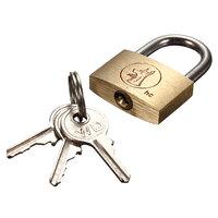 25mm Koffer Locker Toolbox Brass Hangslot Lang Sluiting Sleutels