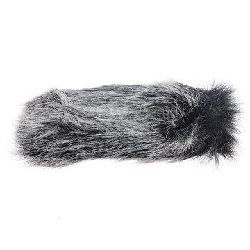 Maat L Microfoon Voorruit Fur Wind Muff Windscreen Voor Camcorder Recorder