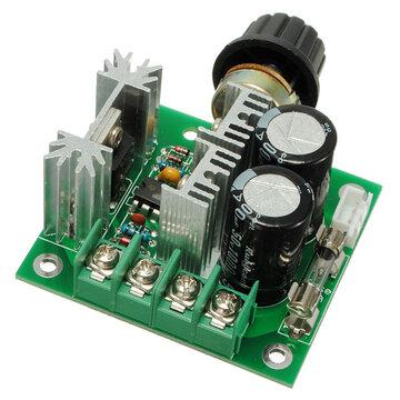 12V-40V 10A Modulatie PWM DC Motor Speed ??Control Schakelaar gouverneur