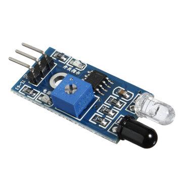 Infrarood obstakel vermijd sensor voor Arduino Smart Car Robot