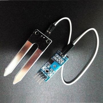 Soil hygrometer vochtigheid Detectiemodule Vochtsensor voor Arduino