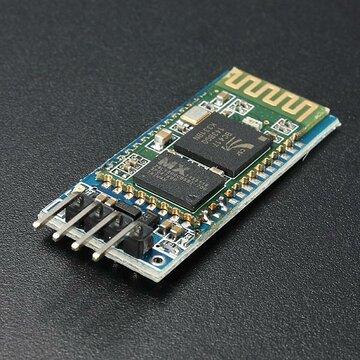 Geekcreit® HC-06 Draadloze Bluetooth Transceiver RF Hoofdmodule Serial Voor Arduino