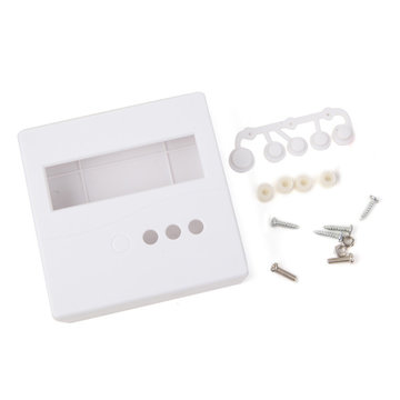 Originele Hiland DIY 86 Plastic Omhulsel voor DIY Meter Tester Kit LCD1602 Met Knopen