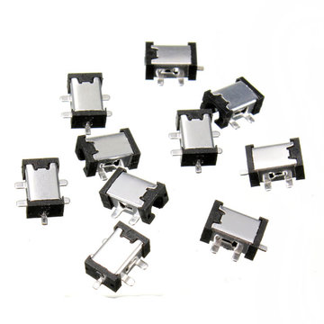 10st 5pin 2.5x0.65MM DC SMD SMT Socket 0.7mm Jack