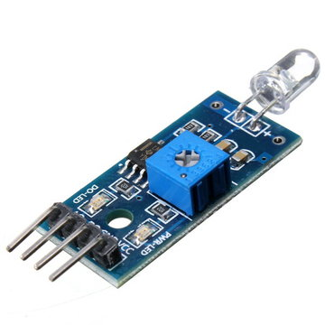 4pin Fotodiode Sensor Module Detectiemodule voor Arduino
