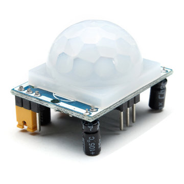 HC-SR501 Lichaam Infrarood Sensor Module Inclusief Lens