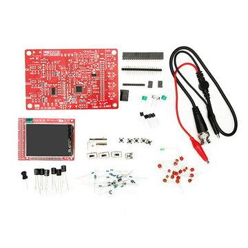 Originele JYE Tech DSO138 DIY digitale oscilloscoop Kit SMD Gesoldeerde 13803K Versie