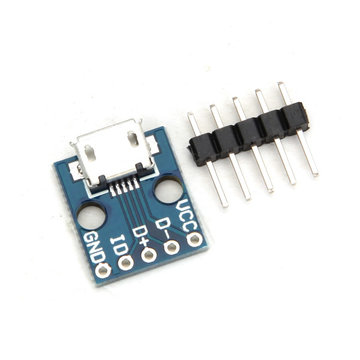 CJMCU Micro USB-interface Board schakelaar Interface