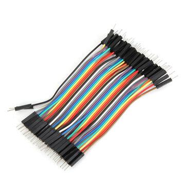 40 stuks 10cm man naar man Startkabel voor Arduino
