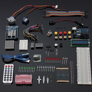 UNO R3 Starter Kit LCD1602 Servo Buzzer voor Arduino