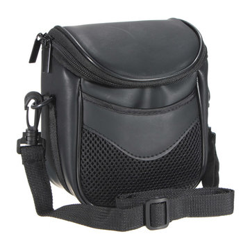 SLR DSLR Camera Schouder Tas Case Voor Lang Focus Camera