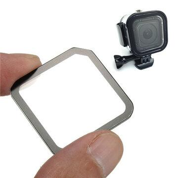 Transparant Gehard Glas Lens Met Screen Protector Film Voor Gopro Hero 4 Session