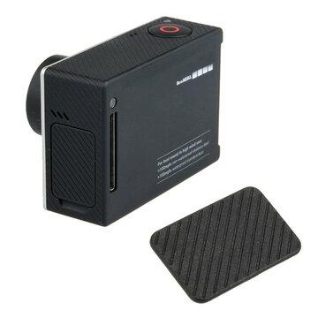 Vervang USB Schuifklep Deksel Case Cap Reparatie Deel Voor GoPro Hero 3 3 Plus 4 Zwart