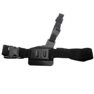 Borstband Mount Schouder Harnas Voor Gopro Hero 5 4 3 2 1 Sjcam Xiaomi Yi Sport Camera Camcorder