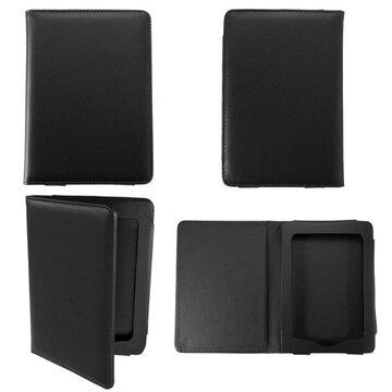 Zwart Magnetisch PU Case Cover Ebook Protector Voor Kindle Paperwhite Reader