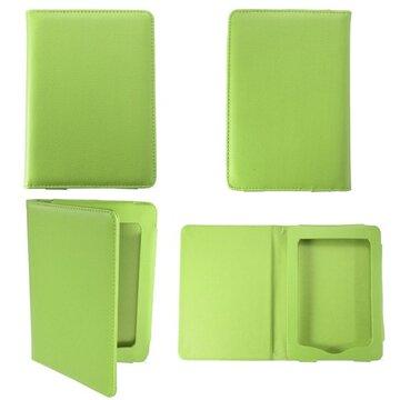 Groen Magnetisch PU Case Cover Ebook Protector Voor Kindle Paperwhite Reader
