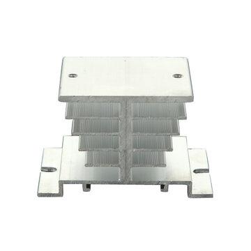 Aluminium Koellichaam Voor Solid State Relay SSR Warmteafvoer