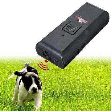 Ultrasonic Hond Repeller Stoppen met Blaffen Trainer