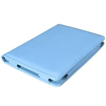 Blauw Magnetisch PU Case Cover Ebook Protector Voor Kindle Paperwhite Reader