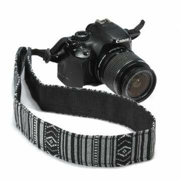 Grijs SLR DSLR Camera Nek Schouder Riem Vintage Voor Canon Nikon