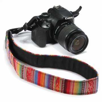 Rode SLR DSLR Camera Nek Schouder Riem Vintage Voor Canon Nikon