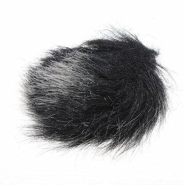 Maat S Microfoon Voorruit Fur Wind Muff Windscreen Voor Camcorder Recorder